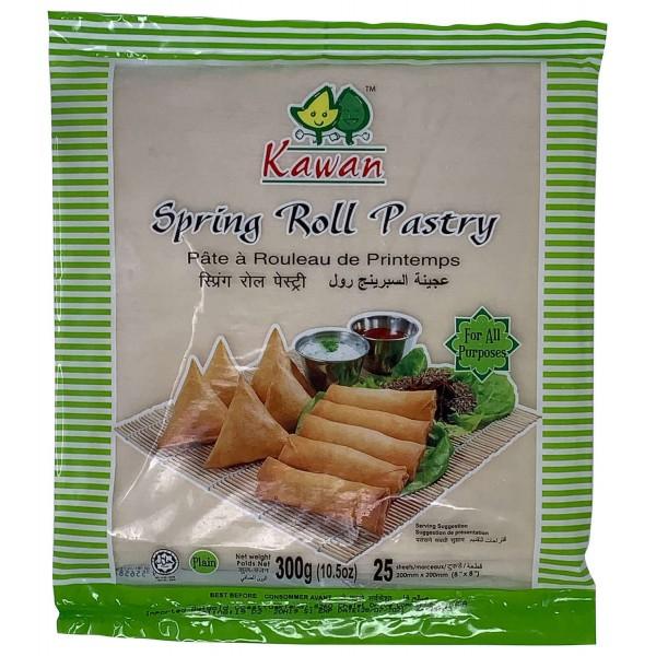 kawan frozen spring rolls pastry sheets