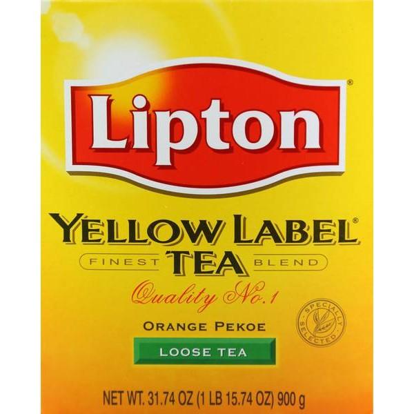 Lipton Yellow Label Tea 31.7Oz